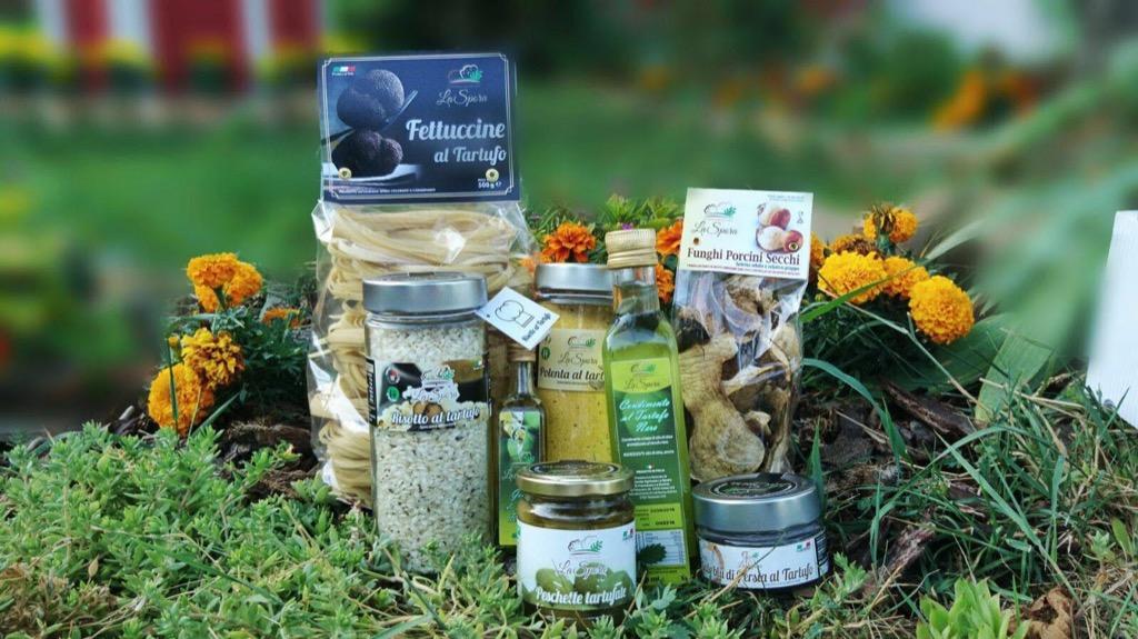 selezione prodotti La Spora